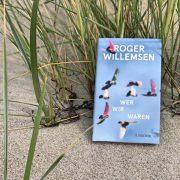 """Cover """"Wer wir waren"""" von Roger Willemsen"""