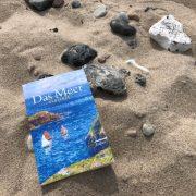 Buchcover Das Meer von Andrea Wüstner