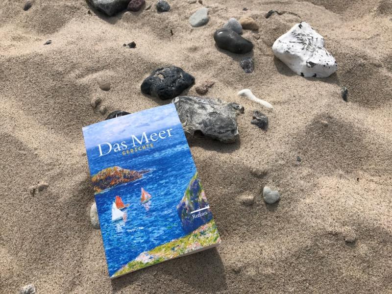 Rezension Das Meer Gedichte Von Andrea Wüstner