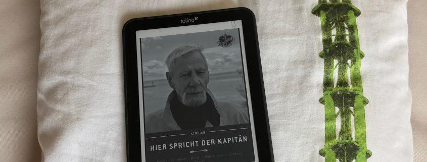 Buchcover: Hier spricht der Kapitän, Band 1