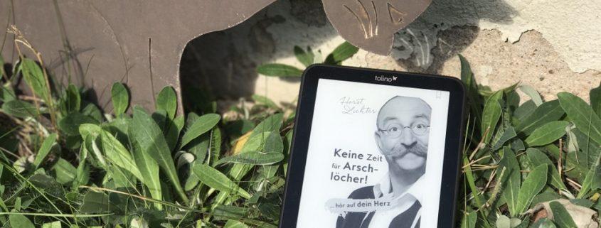 Horst Lichter Keine Zeit für Arschlöcher