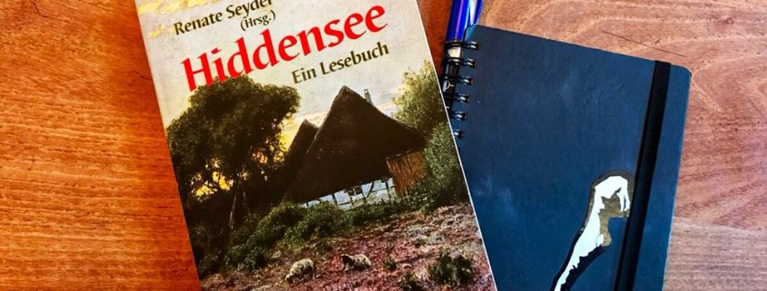 Hiddensee. Ein Lesebuch von Renate Seydel.