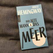 Buchcover: Der alte Mann und das Meer