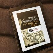 Buchcover: Die Enden der Welt von Roger Willemsen